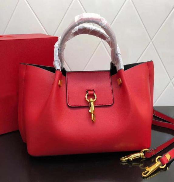 2018 New Fashion Handbag ShoulderBag Lady Bag Gold Rivet Valentine's Day Bags Camera Bag Clutch Small Box Blank Nude Red Wine Brown ff11
