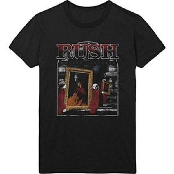 Camiseta Rush Moving Pictures Todos los tamaños Nuevo