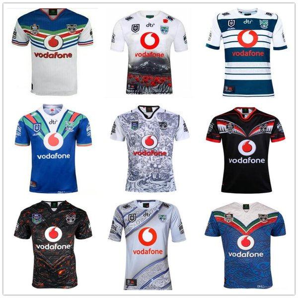 best selling New 2019 2020 Auckland rugby jerseys 18 19 20 top quality men rugby shirts NZ shirts size S-XXXL