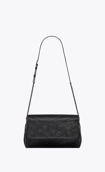 El último bolso de diseñador bolsillos unisex Bolsa de mensajero de alta calidad bolso clásico para mujer bolso de moda callejera envío gratis