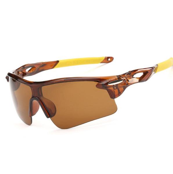 Explosion-proof riding glasses Men and women with the same sunglasses 9181 cross-border hot outdoor sports mirror women free shipping good
