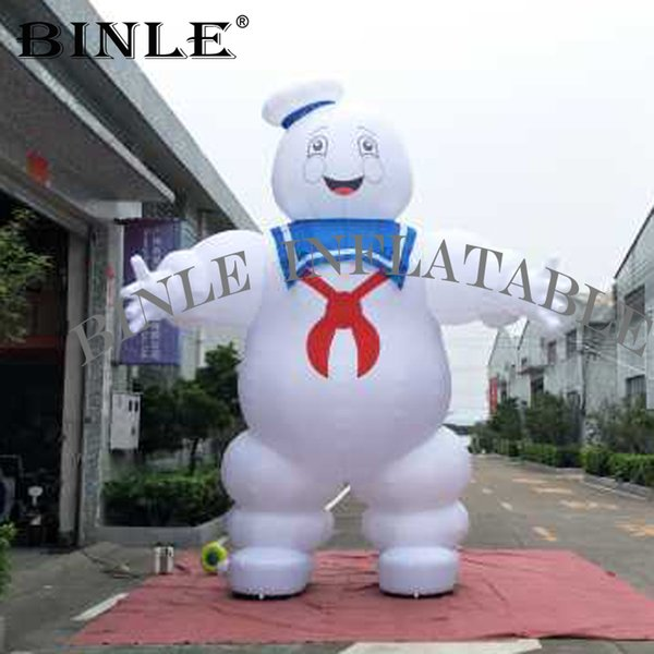 2019 Outdoor Giant Inflatable Marshmallow Man Inflatable