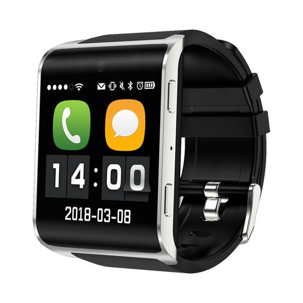 696 4G reloj inteligente DM2018 1.54 pulgadas GPS Deportes smartwatch Android 6.0 MTK6737 1GB 16GB WiFi Monitor de ritmo cardíaco