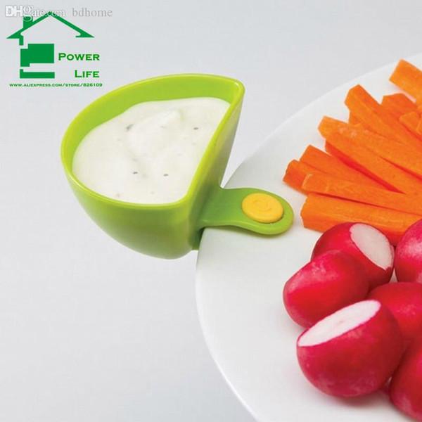Gros-4pcs assiettes en plastique qui sert des plats sous forme de buffet-plateau plats pour assiette restaurant bol plaque blanche-porcelain- ensembles de mélamine