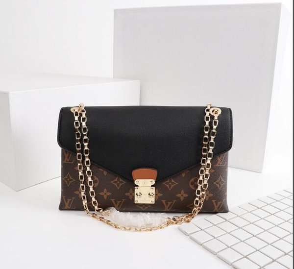 2018 Women's one-shoulder bag handbag, leather production, large capacity, design bag, fashionable and generous, Model=No box