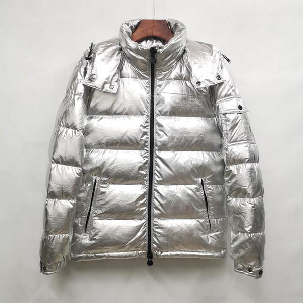 Newest France Designer brand Men Casual Down Jacket Down Coats Mens Outdoor Fur Collar Warm Feather dress Winter Coat jackets