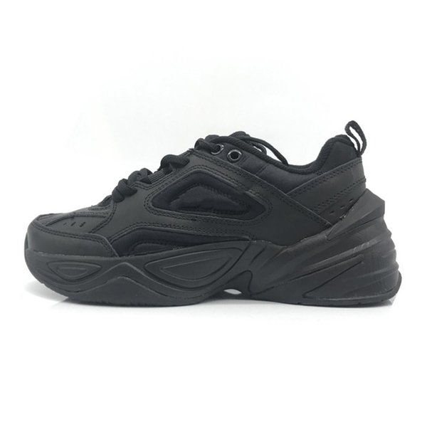 Compre Nike M2K Tekno 2019 Nuevo Diseñador Dad Sport Shoes Phantom Mens  Women Shoes M2k Tekno Black Volt Paris Phantom Pink Zapatillas De Deporte  ...