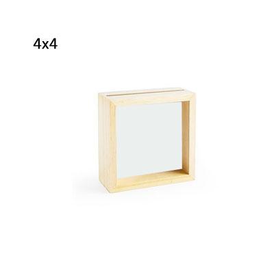 4x4 inch