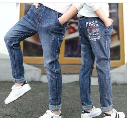 6799 pantalones vaqueros delgados