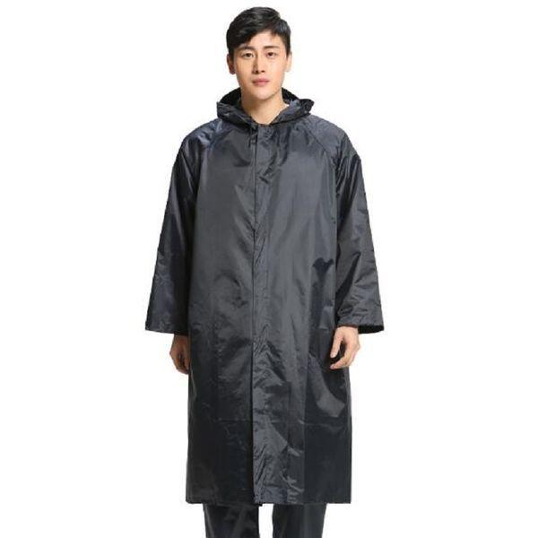 Men Rain Poncho Impermeable Raincoats Fashion Women Pvc Long Raincoat Rain Cover Coat Universal Waterproof Coats #179520