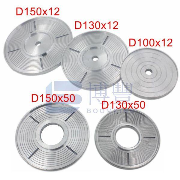Алюминиевая монтажная панель, Алюминиевый фитинг / основание, для шлифовальных кругов или фетровых колес, кромкооблицовочный станок