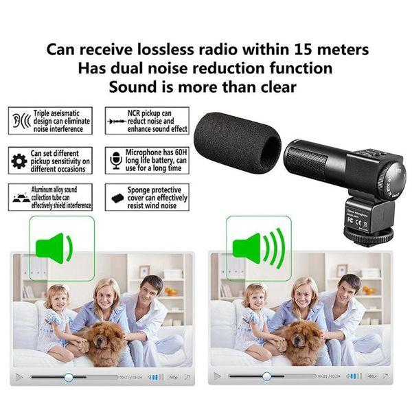 Telecamera di visione notturna a raggi infrarossi Telecamera di visione notturna 1080P 24MP 16X digitale con microfono Videocamere consumer