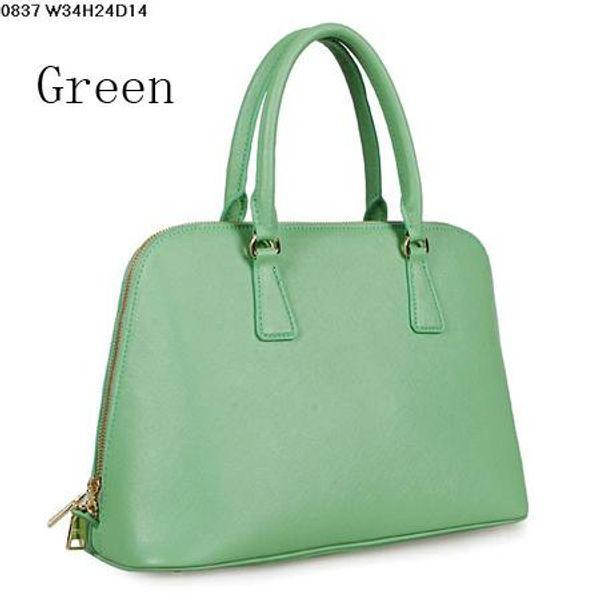 totalizadores de cuero del diseñador de las mujeres clásicas bolsas de concha 34cm de múltiples capas monomando bolsillos grandes bolsas de cuero de alta calidad volumen