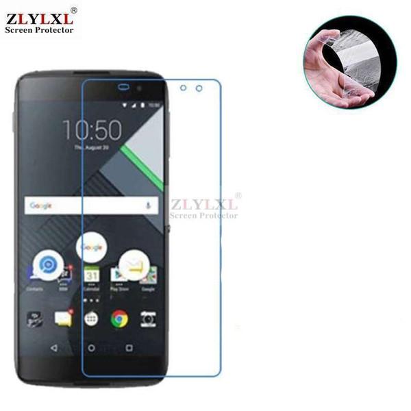 10pcs alot 9H vidrio templado para el BlackBerry DTEK60 película protectora teléfono Teléfono táctil protector de la pantalla del envío
