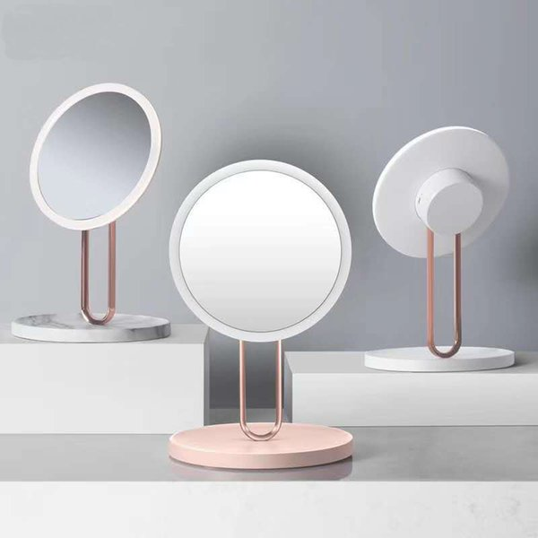 Funtouch Smart Lighted Vanity Makeup Mirror With Natural Daylight LED  Lights USB Rechargeable Ballet Design Adjustable Brightness, Home  Controller