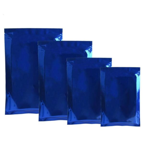 De color azul