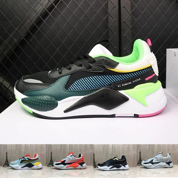 Puma Neue Creepers Hohe Qualität RS-X Spielzeug Reinvention Schuhe Neue Männer Frauen Laufen Basketball Trainer Lässige Turnschuhe Größe 36-45