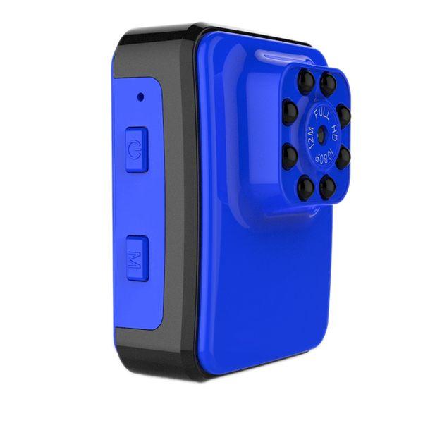Mini Sport Kamera Full HD 1080 P Video Camcorder IR Nachtsicht Bewegungserkennung Sport DVR 12MP Wasserdichte Action Cam für Schwimmen Fahrrad Radfahren