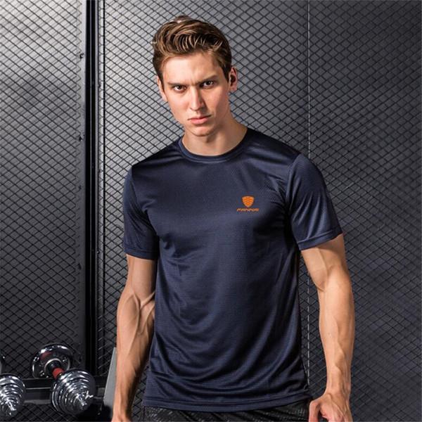 2019 Casual Outdoor Sportswear Summer Sports Designer T Shirts For Men Tops T Shirt Mens Clothing Brand T-Shirt Short Sleeve Tshirt M-4XL