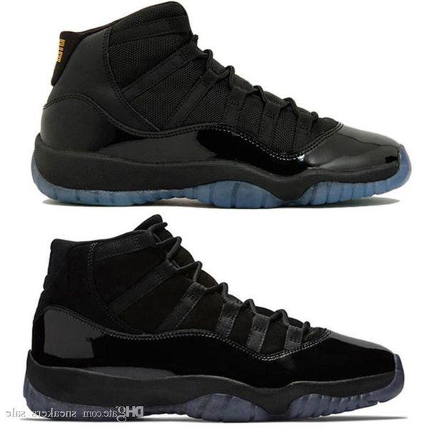 Мужская обувь 11 11s Night Night для баскетбола Gamma Blue Space Jam Win Like 96 Bred High Low Trainers Мужская дизайнерская обувь Спортивные кроссовки