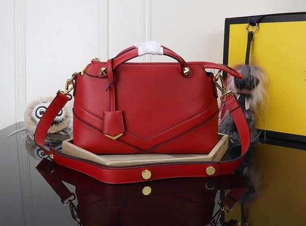 Designer tote bag high quality genuine leather handbag 2019 new fashion designer shoulder bag