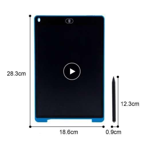 Dibujo Juguetes 8.5 pulgadas / 12 pulgadas LCD Escritura Tablero Tablero Tablero Borrado Tablero de Escritura Electrónico Ultrafino Tableta Electrónica