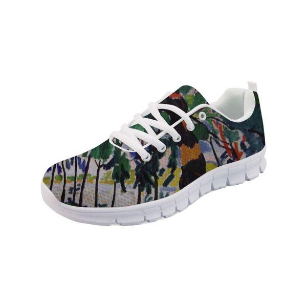 Zapatillas Mondrian Grid Deporte Modernas Pisos De Coloridas Compre Planos Y Zapatos Mujer Noisydesigns Tenis kXZuPiwOT