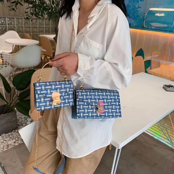 New Arrival Wool Crossbody Bags For Women 2019 Luxury Handbags Women Bags Designer PU Leather Small Girl Shoulder Messenger