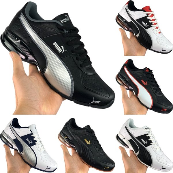 Con Box 2019 Cell Surin 2 cuero mate zapatos de carreras Originales celular de los hombres de Surin 2 FM situado a la sombra de Air Zoom Kart zapatillas de deporte