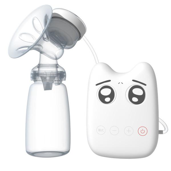 Machine à traire et à succion électrique Real Bubee à succion élevée, extracteur automatique du lait en post-partum et prod de lactation