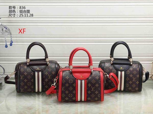 XF 836 NUEVOS estilos Bolsos de moda Bolsos para mujer bolsos mujer bolso de mano mochila Solo bolso de hombro
