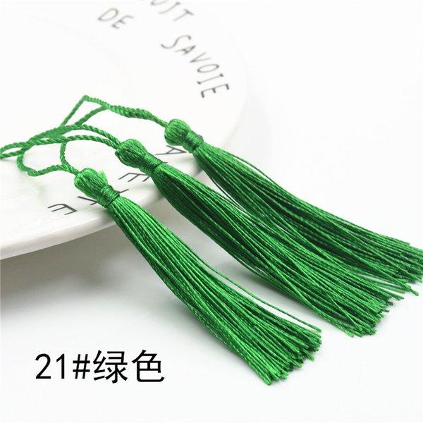 الأخضر - 100pcs التي