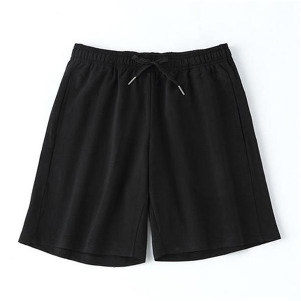 Mens Designer pantaloncini estivi traspiranti marca Pantaloncini Modello Stampato Mens Pocket Solid pantaloni di scarsità di marca di modo di sport i pantaloni scarsità Joggers