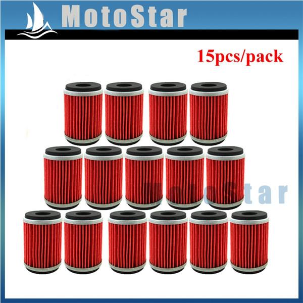 Filtre à huile carburant HF140 KN140 Pour Dirt Motor Bike Moto YZ250 XT250 YFZ450 YZ250F YZ450F YBR250 YFM250R RAPTOR