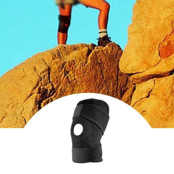 Ginocchiere primaverili di alta qualità Outdoor Alpinismo Riding Basket traspirante Correre protezioni sportive Ginocchiere