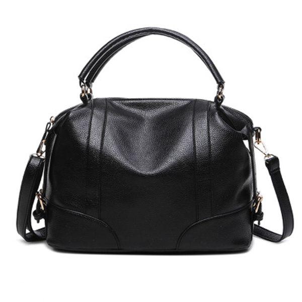 Europe And America Brand B1075 Women's Handbag Fashion Women Messenger Bag Rivet Single Shoulder Bag High Quality Female Bag074
