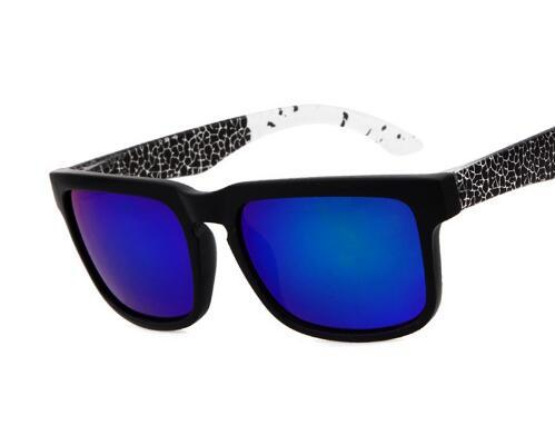 BrandSunglasses-Ken Block Helm Brand Sport Sunglasses Men Women Square Coating Sunglasss oculos de sol masculino Innovative Items