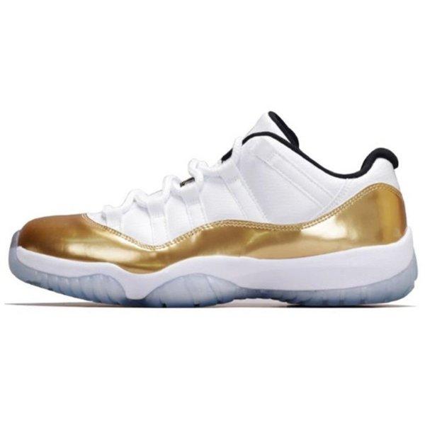 #16 Metallic Gold