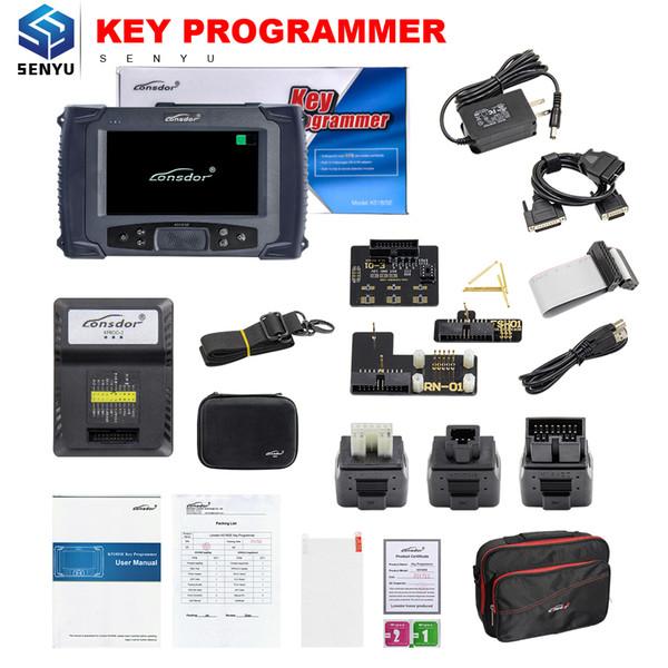 High Quality Key Programmer Lonsdor K518ISE with SKE LT DSTAES The 5th Emulator for Toyota for Lexus Smart Key All Lost via OBD