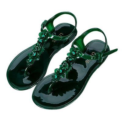 sandaliY91 verde