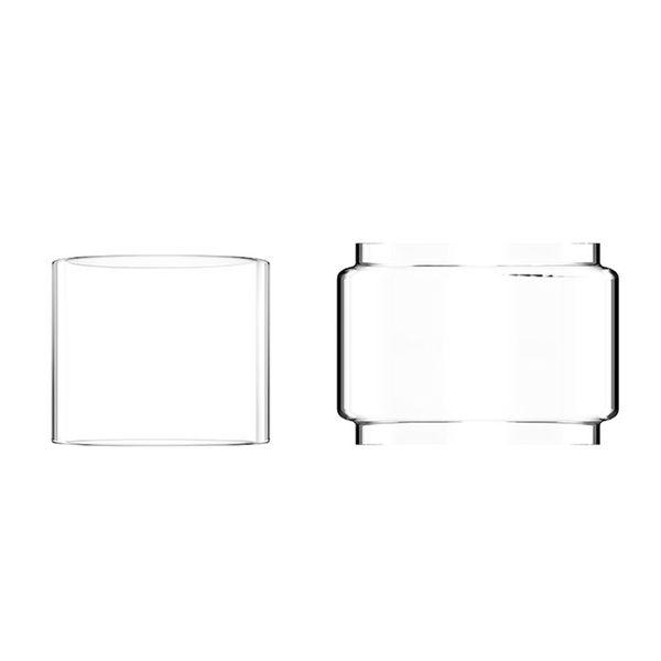 Tubo de vidro autêntico da substituição de VapeSoon para o tanque do cubo de OBS / CUBE o vidro gordo normal do TANQUE de 4 ML