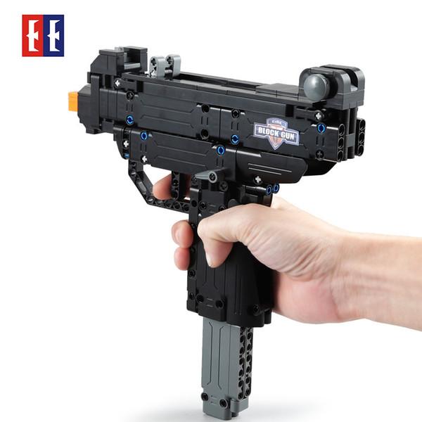 UZ1 Assault Rifle