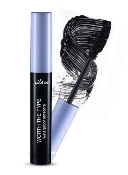 Factory Wholesale DHL Mascara 3D Fiber Lashes Thick Lengthening Waterproof Super Long Black Lash Eyelash Extension Eye Lashes Eye-Cosmetics