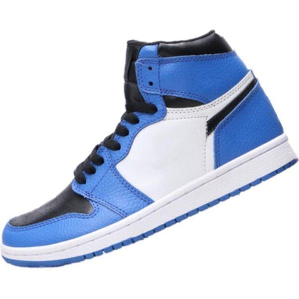 2019 Новый Высокое Качество 1s Bred Кожаный Топ Случайные Баскетбольные Сапоги Оригиналы Ydesigner обувь Обувь OG Bred баскетбольная обувь 14