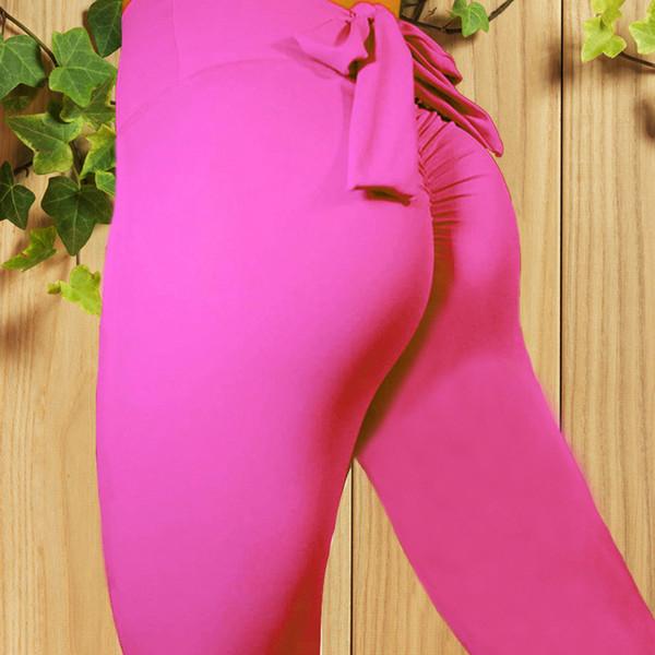 FNMM 2019 Push up yoga leggings mariposa nudo mujeres gimnasio leggings elásticos de la cintura ropa deportiva perfecta para mujeres gimnasio