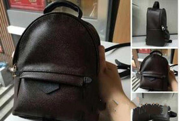Новое высокое качество Pu Европа женщин сумка Известные дизайнеры сумки Холст Рюкзак женщин S Мешок школы F1 Рюкзак Стиль Рюкзаки Brands # 41056