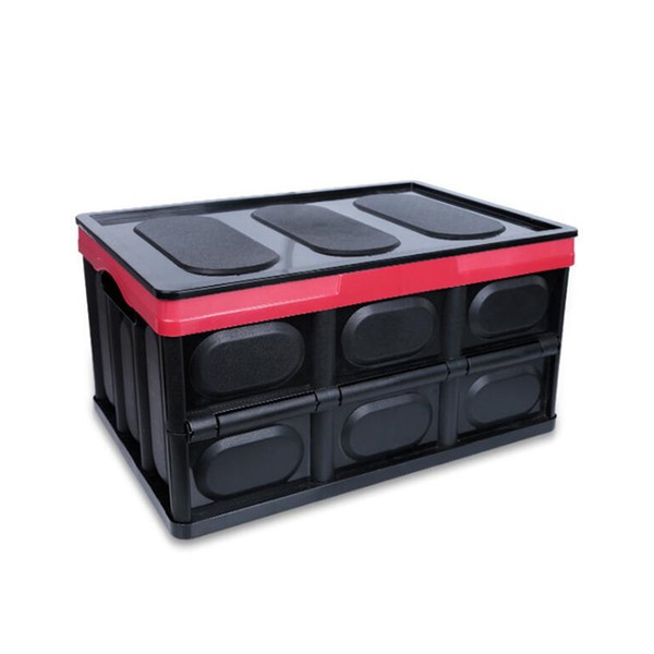 FIRECLUB Car Multi-function Organizer Large Capacity Folding Car Compartment Household Storage Box Trunk Stowing Tidying Outdoor Gadgets