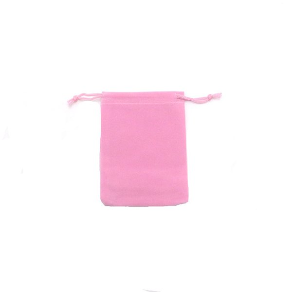 Hot! Free Shipping 300PCS Mixed Colors Jewelry Packing Drawable Pouches Velvet Bags Wedding Gift Bags Ring Boxes 9x12cm