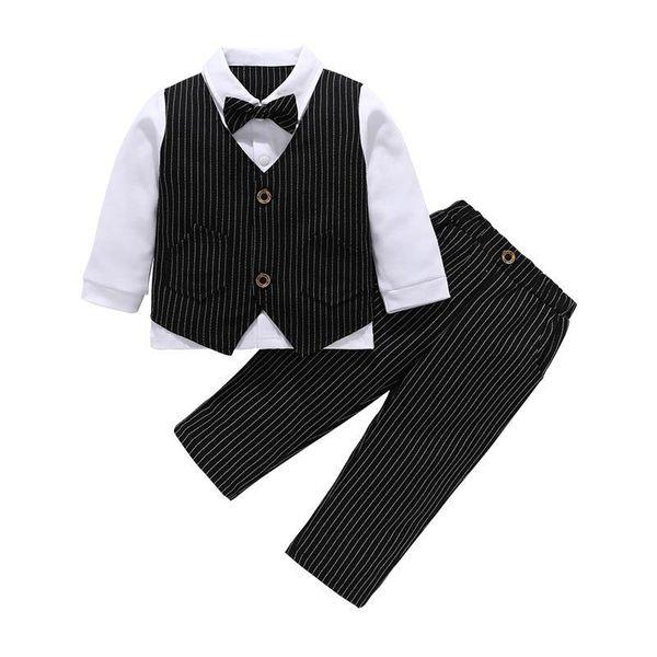 ragazzini vestiti baby boy vestiti Toddler Boy vestiti Ragazzi Set di abbigliamento Ragazzi Abiti maglietta + pantaloncini Toddler Imposta abiti infantili