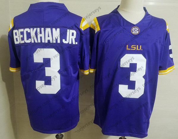 3 Odell Beckham Jr. Purple